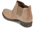 Clarks Women's Colindale Ritz Leather Chelsea Boots - Light Tan: Image 6