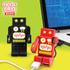 Robohub 2000 USB Hub - Red: Image 3