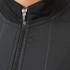 adidas Women's Supernova Ref Short Sleeve Jersey - Black/Shock Red: Image 7