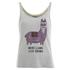 MINKPINK Women's More Llama Less Drama Tank Top - Multi: Image 1
