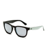 Lacoste Unisex Wayfarer Sunglasses - Black Matt: Image 2
