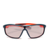 Nike Men's Road Machine Sunglasses - Black/Red: Image 1