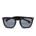 Calvin Klein Jeans Unisex Oversized Sunglasses - Black: Image 1