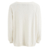 Wildfox Women's Queen of LA Sweatshirt - Pearl: Image 3