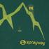 Sprayway Men's Source Long Sleeve T-Shirt - Evergreen: Image 4