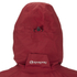 Sprayway Men's Nyx Waterproof Shell Jacket - Burgundy: Image 5