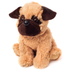 Cozy Heatable Plush Pug: Image 1