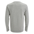 Jack & Jones Men's Seek Crew Neck Sweatshirt - Light Grey Marl: Image 2