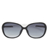 Calvin Klein Jeans Women's Retro Sunglasses - Black: Image 1