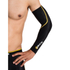 Skins Essentials Sleeves - Black/Yellow: Image 1