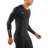 Skins DNAmic Men's Long Sleeve Top - Black: Image 3