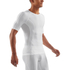 Skins DNAmic Men's Short Sleeve Top - White: Image 3