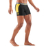 Skins DNAmic Men's Shorts - Black/Citron: Image 3