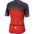 Sportful R&D Ultralight Short Sleeve Jersey - Red/Grey: Image 2