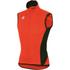 Sportful Fiandre Light NoRain Gilet - Orange/Black: Image 1