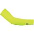 Sportful Fiandre Light NoRain Arm Warmers - Yellow: Image 1