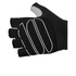 Sportful Grommet Children's Gloves - Black: Image 1