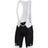 Sportful Giro Bib Shorts - Black/White/Blue: Image 1