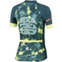 Sportful MGF 15 Children's Short Sleeve Jersey - Green/Yellow: Image 2