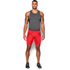 Under Armour Men's HeatGear Armour Core Shorts - Red: Image 3