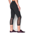 Under Armour Women's Mirror Colour Block Crop Leggings - Black: Image 4