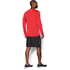 Under Armour Men's CoolSwitch Run Long Sleeve Top - Red: Image 5