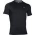 Under Armour Men's Raid Short Sleeve T-Shirt - Black/Grey: Image 1