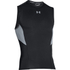 Under Armour Men's HeatGear CoolSwitch Compression Tank Top - Black: Image 1