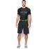 Camiseta Under Armour Transform Yourself Batman - Hombre - Negro: Image 3