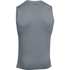 Under Armour Men's Tech Sleeveless T-Shirt - Grey: Image 2