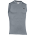 Under Armour Men's Tech Sleeveless T-Shirt - Grey: Image 1