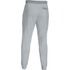 Under Armour Men's Tri-Blend Fleece Jogger Trousers - Light Grey: Image 2