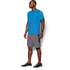 Under Armour Men's Streaker Run Short Sleeve T-Shirt - Blue: Image 4