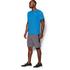 Under Armour Men's Streaker Run Short Sleeve T-Shirt - Blue: Image 4