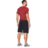 Under Armour Men's HeatGear CoolSwitch Compression Short Sleeve Shirt - Red: Image 5