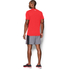 Under Armour Men's Streaker Run Short Sleeve T-Shirt - Red: Image 5