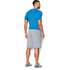 Under Armour Men's HeatGear CoolSwitch Compression Short Sleeve Shirt - Electric Blue: Image 5