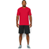 Under Armour Men's Sportstyle Left Chest Logo T-Shirt - Red: Image 3