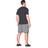Under Armour Men's Tech Mesh Shorts - Grey/Black: Image 5