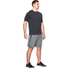 Under Armour Men's Tech Mesh Shorts - Grey/Black: Image 4