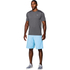 Under Armour Men's Raid Short Sleeve T-Shirt - Grey: Image 3
