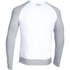 Under Armour Men's Tri-Blend Fleece Crew Sweatshirt - White: Image 2