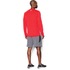 Under Armour Men's Streaker Long Sleeve T-Shirt - Red: Image 5