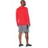 Under Armour Men's Streaker Long Sleeve T-Shirt - Red: Image 5