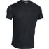 Under Armour Men's Streaker Run Short Sleeve T-Shirt - Black: Image 2