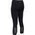 Under Armour Women's Mirror Printed Crop Leggings - Black: Image 2
