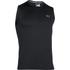 Under Armour Men's Tech Sleeveless T-Shirt - Black: Image 1