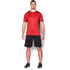 Under Armour Men's Raid Short Sleeve T-Shirt - Red/Black: Image 3