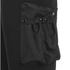 4Bidden Men's Guard Slim Fit Sweatpants - Black: Image 4