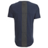 4Bidden Men's Longline Aim T-Shirt - Navy: Image 2